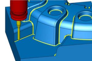 3D ペンシル加工