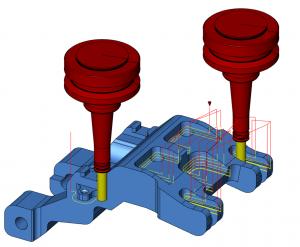hyoerMILL 2軸加工