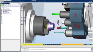 GコードNCプログラムシミュレーション